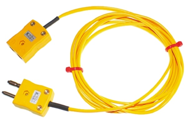 Product image for K ANSI PVC F/P EXTENSION LEAD STD 2M