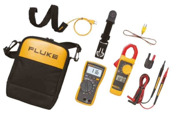 Product image for FLUKE-116/323 HVAC Combo Kit