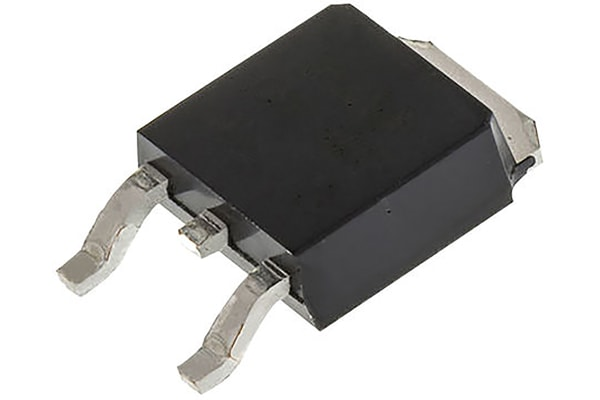 Product image for Volt. Regulator 12V 500mA Protected DPAK