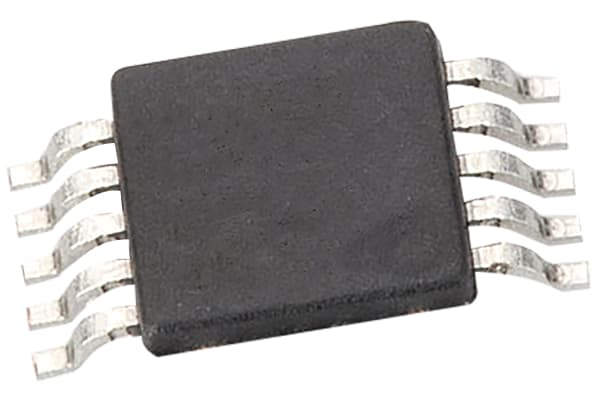 Product image for 40V 350mA 5V Buck Reg. 2.5uA IQ MSOP10