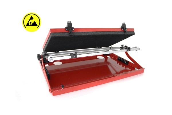 Product image for PRINTED CIRCUIT BOARD HOLDER PCSA-2