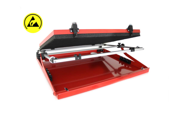 Product image for PRINTED CIRCUIT BOARD HOLDER PCSA-4