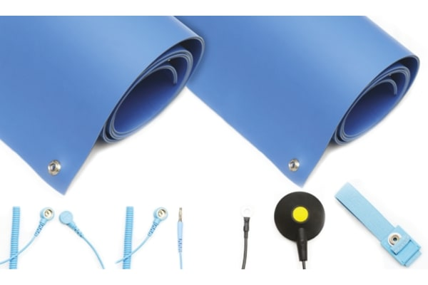 Product image for ESD Buried Layer Workstation Mat kit