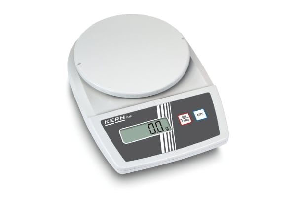 Product image for 600G PRECISION BALANCE, READOUT: 0.01G