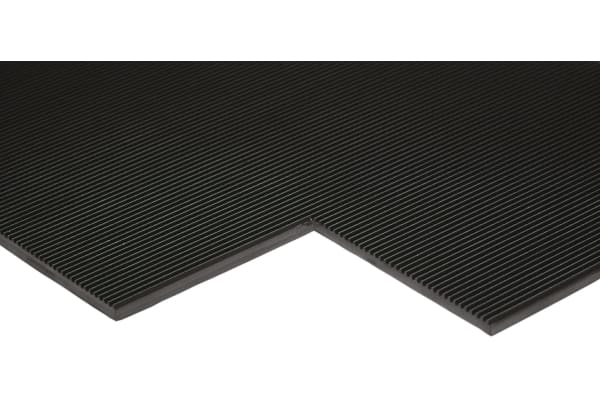 Product image for Electrical Safety Matting1m x 10m x 4mm