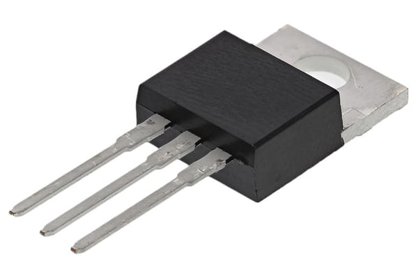 Product image for NPN POWER TRANSISTOR 100V 6A 65W TO220