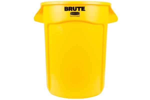 Product image for BRUTE CONTAINER 75L, YELLOW