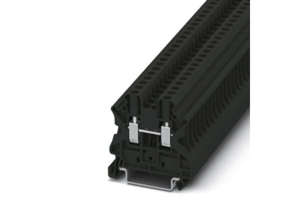 Product image for Feed-through terminal block - UT 4 BK