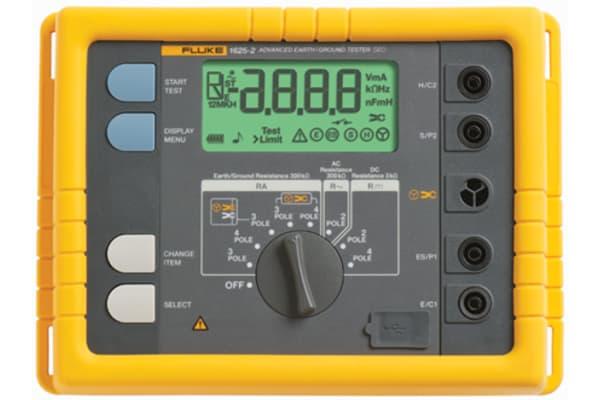 Product image for FLUKE-1625-2 GEO Earth Ground Tester