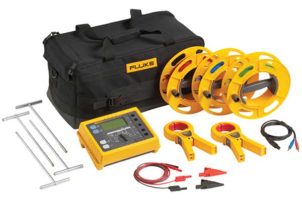 Product image for Fluke 1625-2 Earth Ground Tester Kit