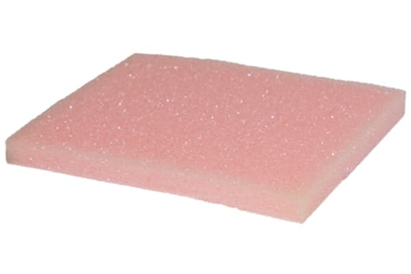 Product image for Lowdensity antistatic foam,1000x1500x6mm