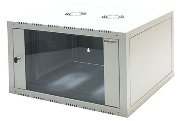 Product image for 12U600x450mm single wall mount cabinet