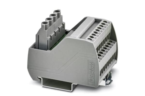 Product image for VARIOFACE dual equipotential busbar