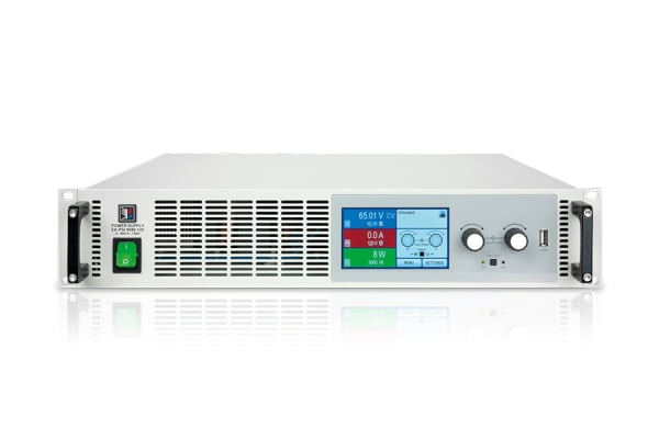 Product image for EA Elektro-Automatik Bench Power Supply, , 0 → 3000W, 1 Output , , 0 → 80V, 120A