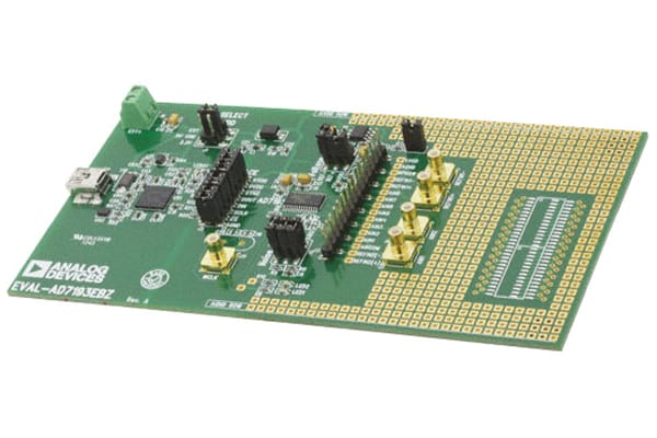 Product image for Analog Devices,EVAL-AD7193EBZ