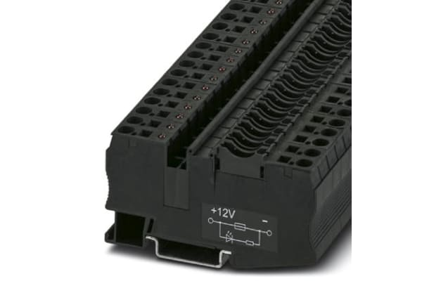 Product image for Conn; Term Blk; Fuse