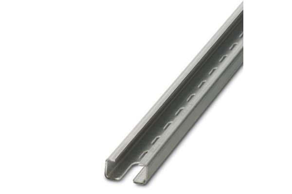 Product image for DIN rail for cable clamps