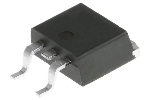 Product image for MC7815CD2TR4G, ANA 1A 15V VREG