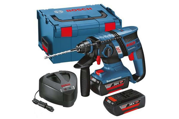 Product image for Cordless Rotary Hammer Drill 36V