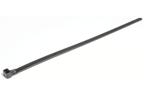 Product image for Cable Ties inside serrated 250x7.6mm