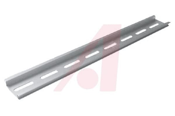 Product image for Mounting track, DIN rail, aluminium