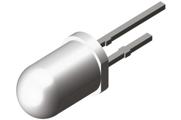 Product image for PIN Photodiode 920nm Sensitive 20deg 5mm