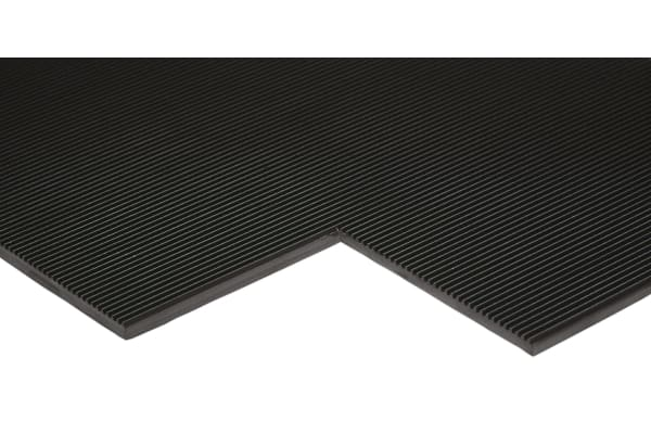 Product image for Electrical Safety Mat 1mx1mx3mm,Class 0