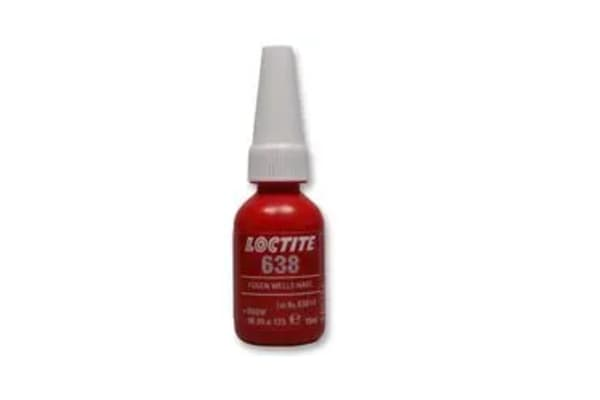 Product image for HIGH STREGTH RETAINER LOCTITE 638 10ML