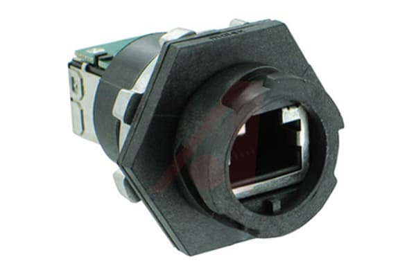 Product image for Industrial RJ45 Cat 5e Female