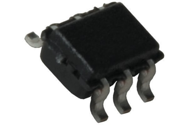 Product image for 4.5ns Dual Supply Comparator TSOT23-6