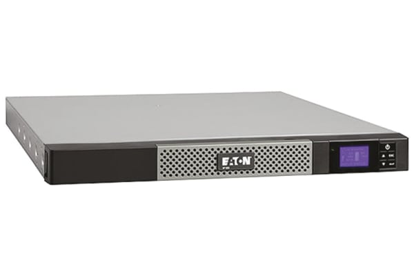 Product image for Eaton 1150VA Rack Mount UPS Uninterruptible Power Supply, 230V Output, 770W - Line Interactive