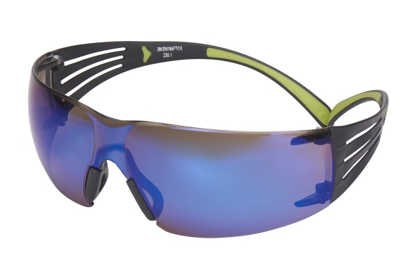 Product image for SecureFit 400 Glasses, Blue Mirror