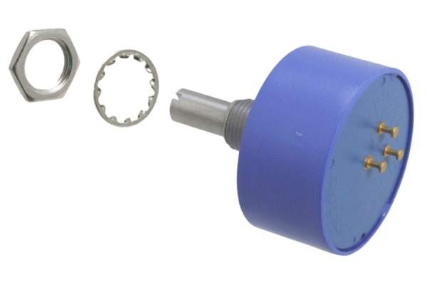 Product image for Precision potentiometer 1K 33mm 1-turn