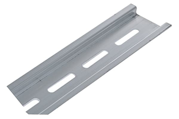 Product image for MOUNTING RAIL, 1 METER LONG,7.3MM DEPTH