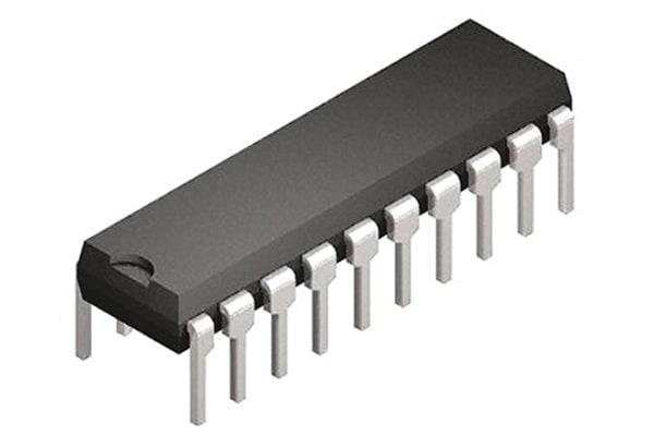 Product image for STEPPER MOTOR CONTROLLER 5V PDIP20