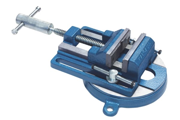Product image for Swilvel Drill Press Vice 100mm