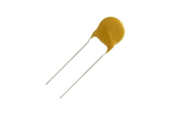 Product image for CeramicCap 100 pFTol  1000 VDCRadial