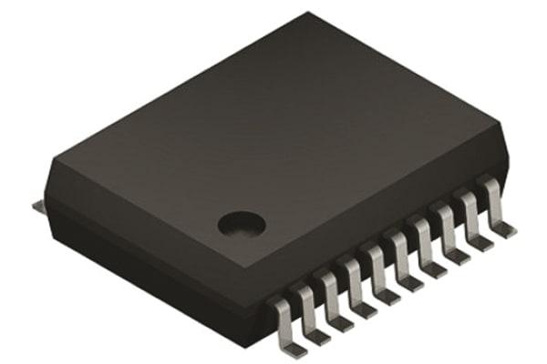 Product image for Digital Isolator, 4-Ch, 2.5kV, SSOP