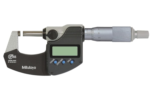 Product image for Mitutoyo 293-230-30 External Micrometer