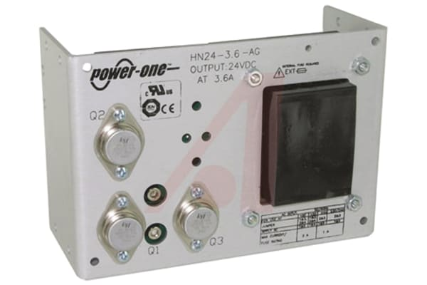 Product image for POWER SUPPLY LINEAR REGULATED 24V 3.6A