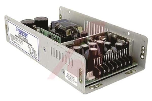 Product image for BEL POWER SOLUTIONS INC, 130W Embedded Switch Mode Power Supply SMPS, 5 V dc, ±12 V dc, ±24 V dc, U Bracket