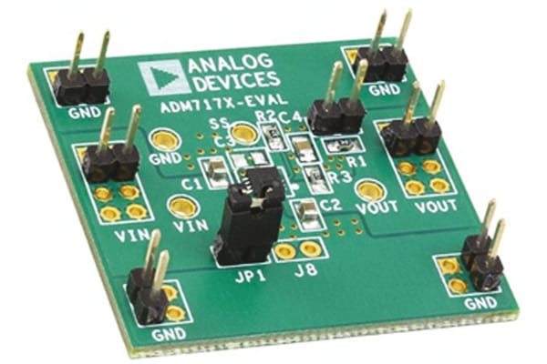 Product image for Evaluation Board for ADM7170 Linear Reg