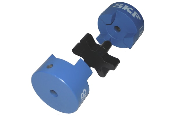 Product image for SKF Jaw Coupling Complete, size 75