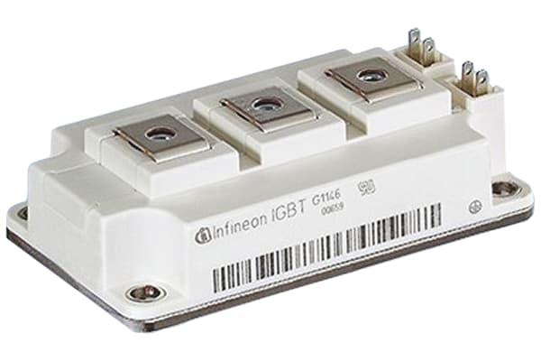 Product image for IGBT Module N-CH 1.2KV 225A AG-62MM-1