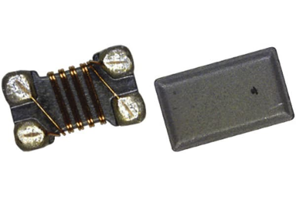 Product image for Common mode choke Dual 90R 280mA SMD