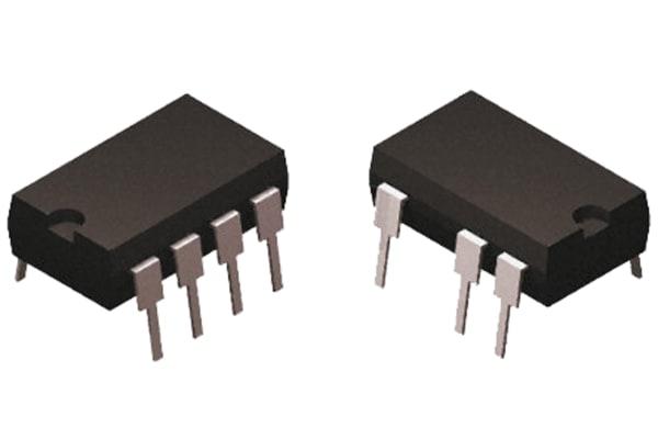 Product image for Offline SMPSU controller,HV,800mA,DIP7
