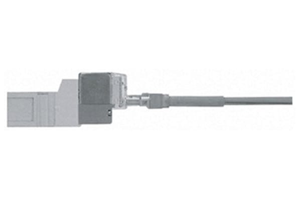 Product image for PLUG ASSEMBLY DC, SY3000 SOLENOID VALVE