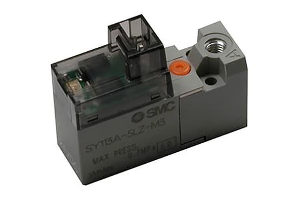 Product image for CONNECTOR PLUG FOR SY3000 SOLENOID VALVE
