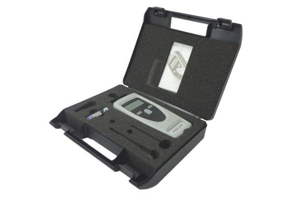 Product image for Hand held tachometer. Non-contact digi