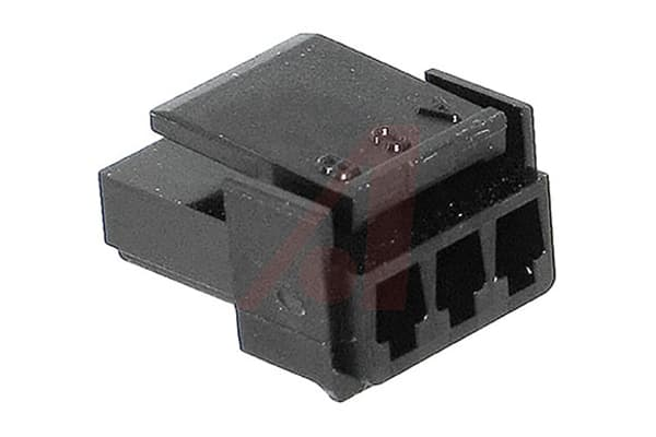 Product image for CABLE CONNECTOR FOR VQ100 SERIES, 3 PORT